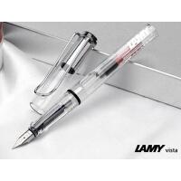 LAMY凌美钢笔 vista自信EF尖 F尖 M尖 凌美钢笔 透明钢笔
