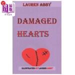 【中商海外直订】Damaged Hearts