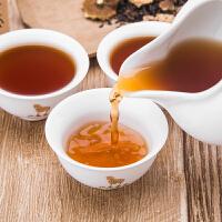 普洱茶熟茶黑茶�皮普洱茶小新柑盒�b30克