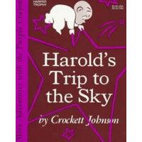 Harold's Trip to the Sky 阿罗的天空之旅 ISBN9780064430258
