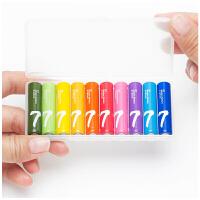 [礼品卡]小米彩虹7号电池 10节七号 遥控器 玩具 家用通用碱性干电池 Xiaomi/小米