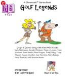 【中商海外直订】Golf Legends: Quips & Quotes by Golf's Greatest Gol