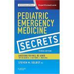 【预订】Pediatric Emergency Medicine Secrets 9780323262842