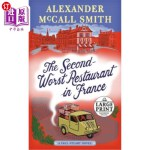 【中商海外直订】The Second-Worst Restaurant in France: A Paul Stuar