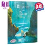 【中商原版】雨的旋律 英文原版 The Rhythm of the Rain 格林威奖得奖 名家绘本 3-9岁