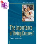 【中商海外直订】Oscar Wilde: 'the Importance of Being Earnest'