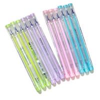 真彩M812魔力擦 热敏可擦中性笔 全针管0.5mm易擦可擦笔黑/蓝可选