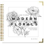 【预订】How to Draw Modern Florals: An Introduction to the Art
