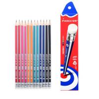 马可原木HB/2B铅笔 铅笔三角杆 学生考试铅笔 绘图铅笔多款可选