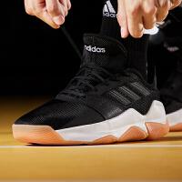 adidas阿迪达斯男鞋篮球鞋2019新款STREETFLOW实战训练运动鞋F36737