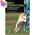 【中商海外直订】Agile Foundations: Principles, practices and framew