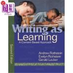【中商海外直订】Writing as Learning: A Content-Based Approach