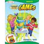 【预订】Engage the Brain: Games, Grade Five