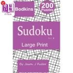 【中商海外直订】Bodkins sudoku vol 6