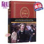 【中商原版】《小妇人》电影纪念版:?原版经典小说配以电影插图 英文原版 Little Women: The Origi