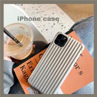 行李箱电镀银11Pro Max苹果X/XS/XR手机壳iPhone6s/8plus/7女6p潮ins套个性创意日韩国全包