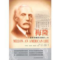 梅隆:一个美国金融政治家的人生
