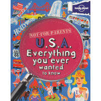 Not for Parents USA: Everything You Ever Wanted to Know《孤独的