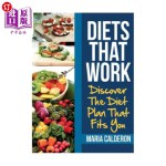 【中商海外直订】Diets That Work: Discover the Diet Plan That Fits Y