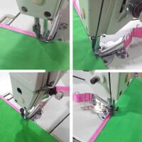 工业缝纫机配件 平车拉筒 拉筒包边器四折包边筒 包边器包边筒拉