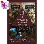 【中商海外直订】The Life and Travels of Da Vinci 2nd Trilogy