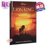 【中商原版】迪士尼狮子王:官方电影特典设定集 英文原版 Disney The Lion King: The Offic