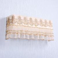 室内卧室空调罩挂机空调套挂式1.5匹格力美的海尔通用防尘罩家用 挂式1-1.5P松紧均码