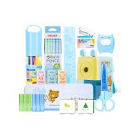 文具套装组合开学大礼包儿童学习用品小学生礼盒小学铅笔幼儿园一年级学生二年级礼品奖品礼盒装