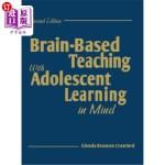 【中商海外直订】Brain-Based Teaching with Adolescent Learning in Mi