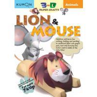 【预订】Animals Lion & Mouse