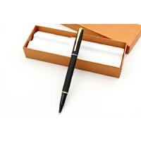 正品HERO英雄钢笔386-1黑砂铱金笔 暗尖钢笔 包尖 学生练字