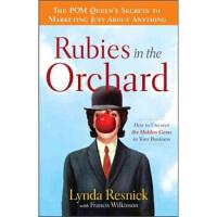 Rubies in the Orchard Lynda Resnick(琳达・雷斯尼克) ,Francis Wilki