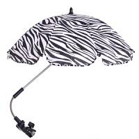 20180831001019514婴儿童手推车三轮车遛娃轮子坐垫竹藤车遮阳雨伞配件
