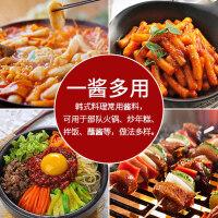 韩式拌饭酱500g 辣酱石锅下饭酱韩式辣椒酱辣炒年糕酱烤肉酱蘸酱韩式