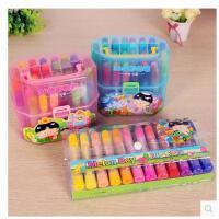 西瓜太郎24色 36色水彩笔 彩色笔 画画笔 大容量水彩笔 环保 包邮 送手工纸
