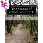 【中商海外直订】The Stones of Venice Volume II