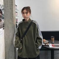 秋冬�n版2019BF�L超火�\�幼采��l�y��松立�I套�^加�q�l衣女�b