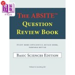 【中商海外直订】The Absite(tm) Question Review Book: Basic Sciences
