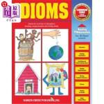 【中商海外直订】Reading Fundamentals - Idioms: Learn about Idioms a
