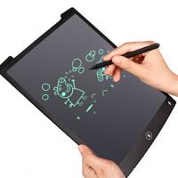 电子书写板液晶手写板绘画板涂鸦光能小黑板写字板手绘板8.5寸12寸