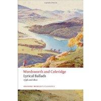 英文原版 抒情诗集(牛津世界经典) Lyrical Ballads