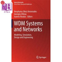 【中商海外直订】Wdm Systems and Networks: Modeling, Simulation, Des