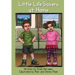 【预订】Little Life Savers at Home: Helping Preschoolers Stay S