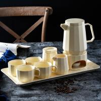 咖啡杯套装欧式下午茶茶具套装英式下午茶杯具简约茶杯子咖啡套具