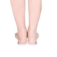 儿童硅胶O型腿X型腿鞋垫罗圈腿型纠正鞋垫后跟垫 大码2双(36-45码) 其它尺码