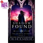 【中商海外直订】Shadow Found