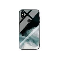小米8se手机壳mix2s钢化玻璃保护套小米8个性创意探索版6x小米6男女款ins风超火冷淡风