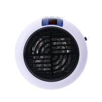 暖冬神器暖风机 黑科技省电暖风机家用小型迷你浴室取暖器速热节能电暖气热风神器 BX 白色 900W恒温暖风