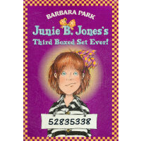 Junie B. Jones's Third Boxed Set Ever! (Books 9-12) 朱尼・琼斯系列9
