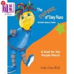 【中商海外直订】Psst-Psst of Toley Ranz Stops Bullying: A Goal For